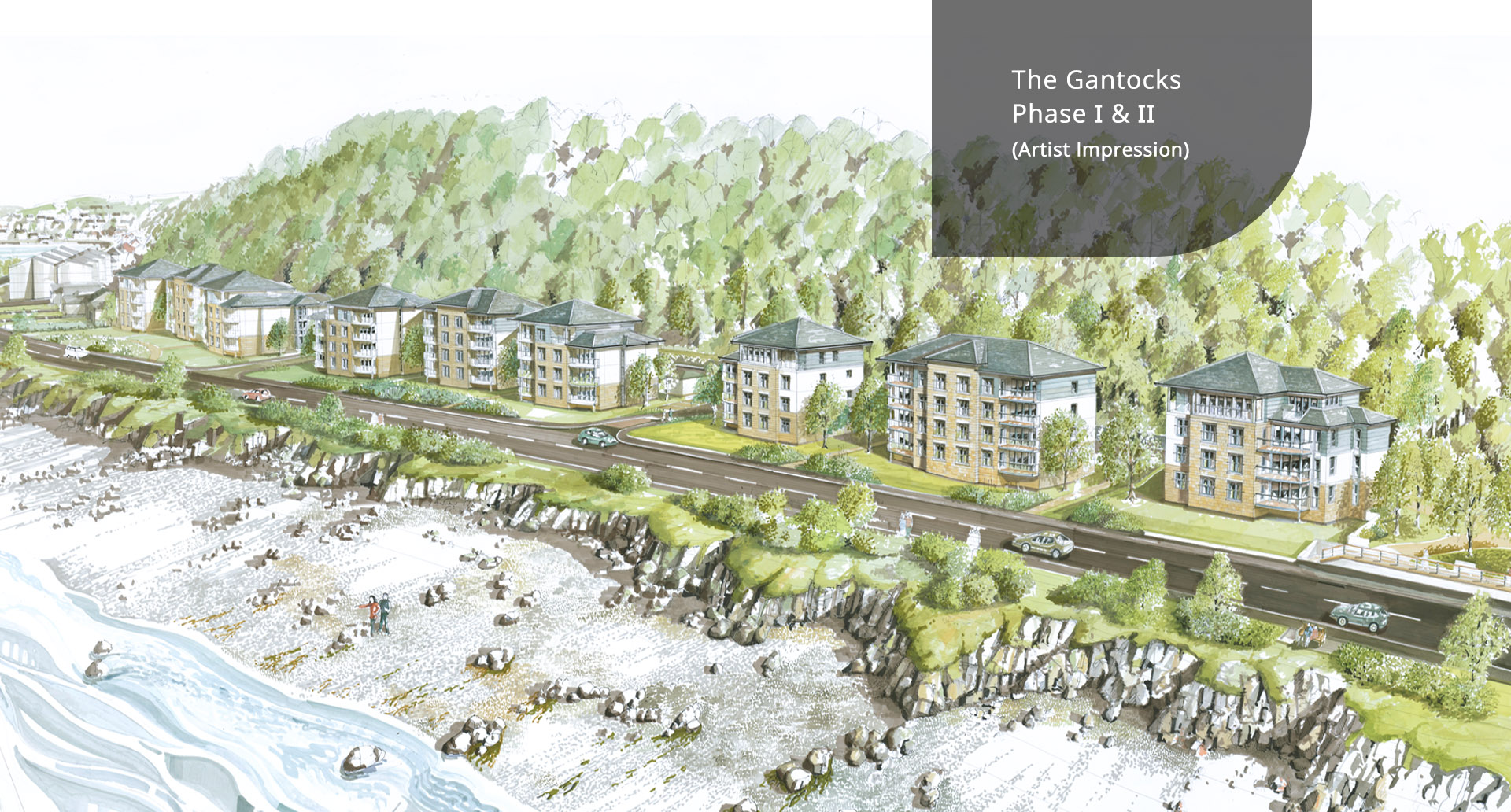 New Artist Impression of The Gantocks