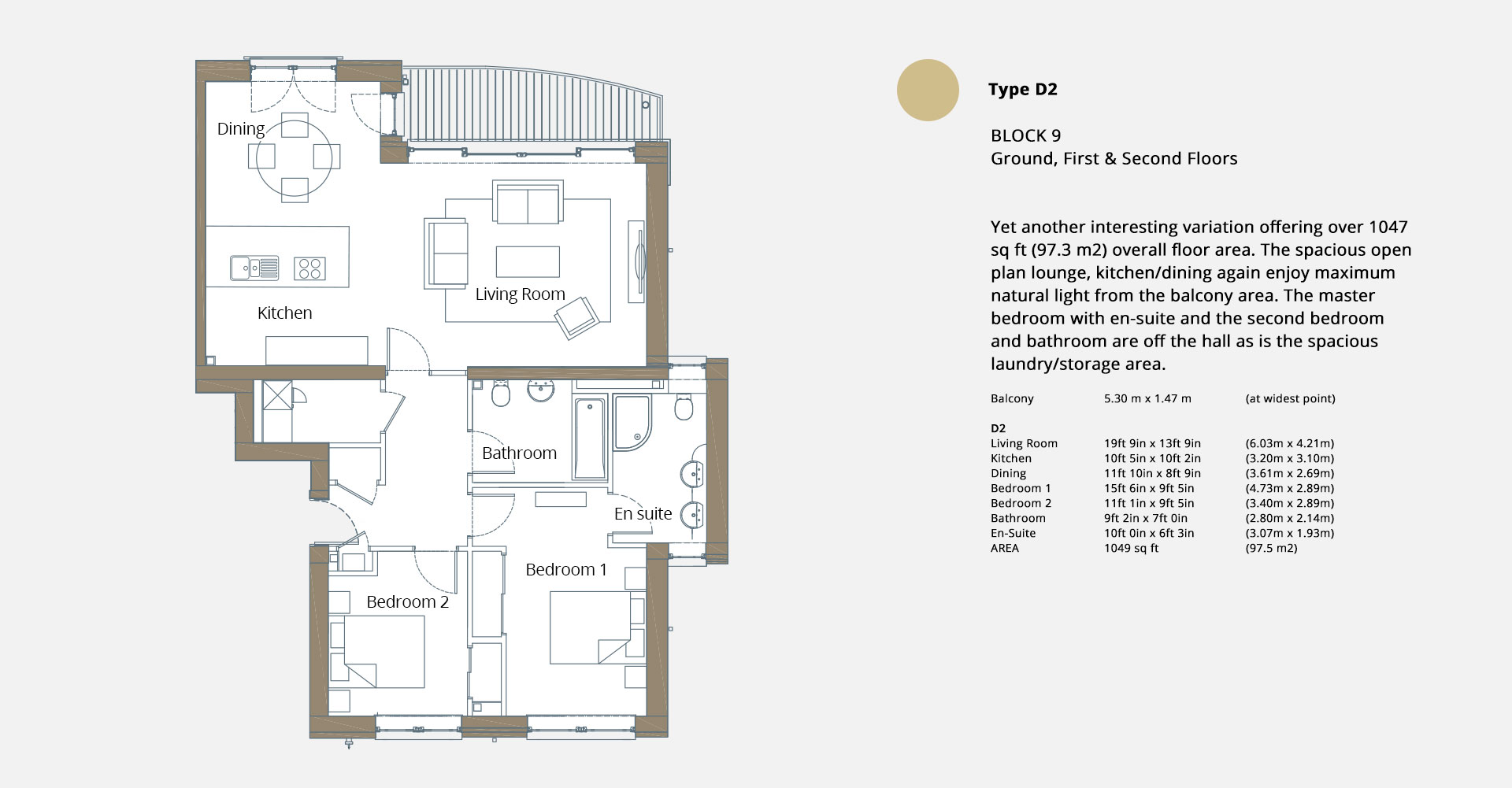 Gantocks FloorPlan D2