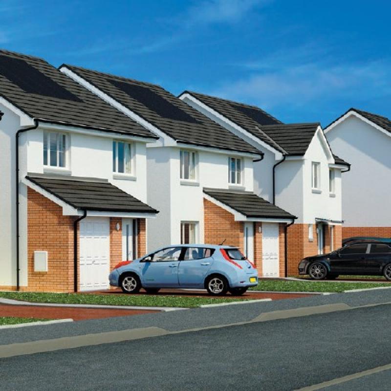 Lochwood Apartments: Merchant Homes