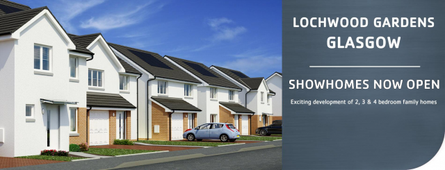 Lochwood Gardens - Showhomes now open